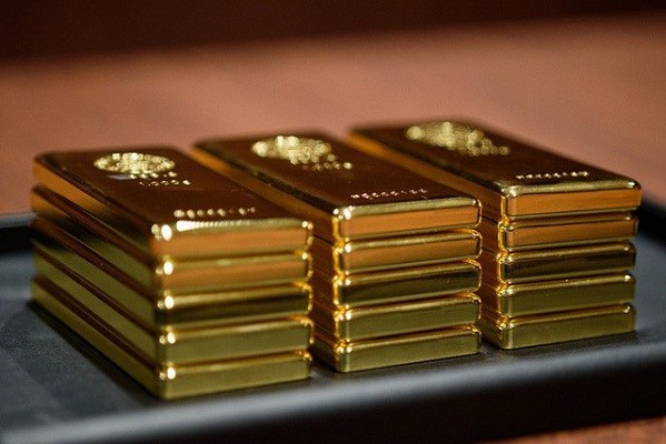 PTKT: Vàng làm mới mức thấp của phiên, khoảng $1500