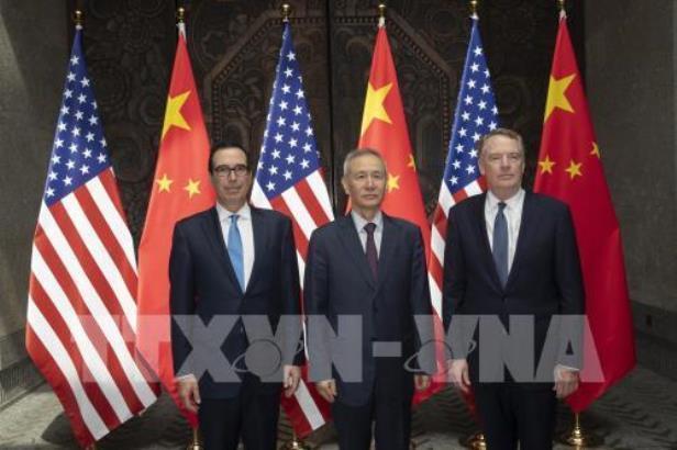 Đàm phán cấp cao về thương mại Mỹ-Trung sẽ diễn ra vào 10/10