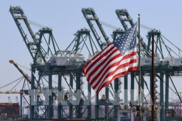 Kinh tế Mỹ được dự báo tăng trưởng 2,3% trong năm 2019 và 1,8% năm 2020
