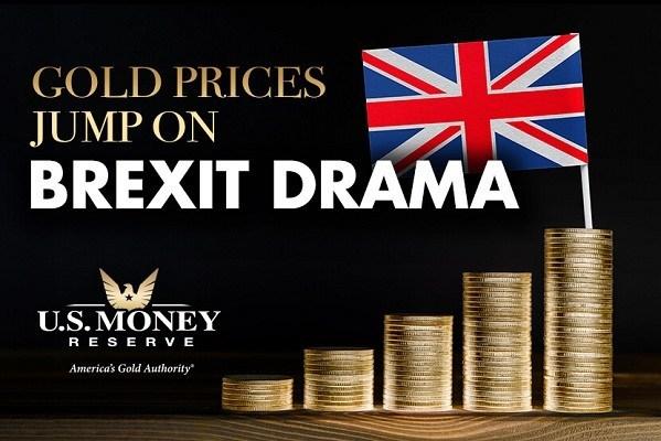 'Drama' Brexit đang khiến giới đầu tư Anh đổ xô vào Vàng – Goldex