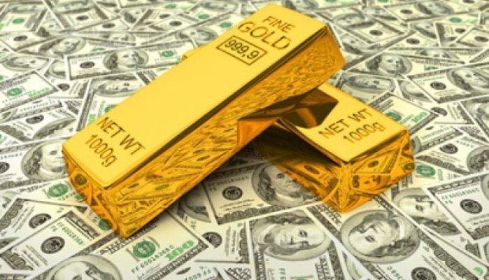 TT vàng 14/10: Bất ngờ tăng song hành với USD