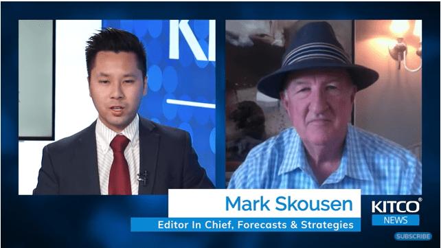 'Một sự thay đổi địa chấn sắp đến', các thị trường lớn sẽ đồng loạt bị bán tháo sau bầu cử – Mark Skousen