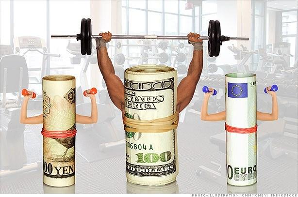 TT ngoại hối 15/10: CNY giảm vì số liệu lạm phát; USD vọt hơn 1% so với AUD, NZD