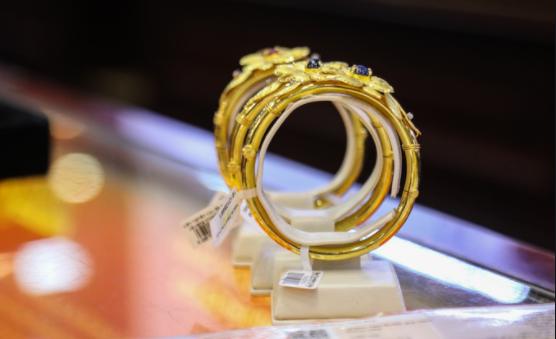 Đà tăng của vàng chưa có sự bứt phá