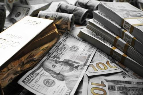 Đối thủ đáng gờm của vàng vẫn luôn là USD