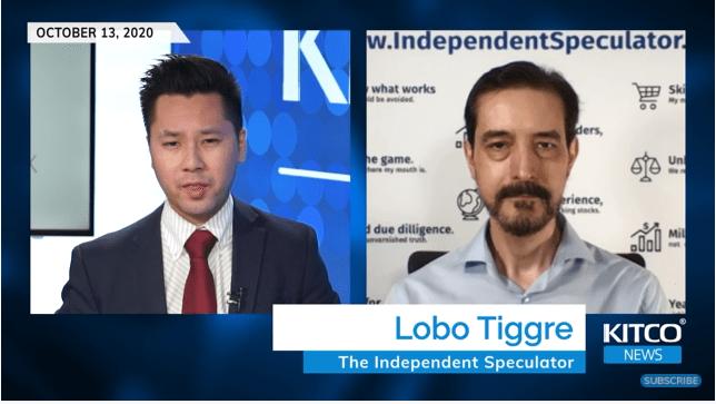 Giá vàng đang giảm? Lobo Tiggre khẳng định: 'Tôi sẽ không bán trước khi thị trường sụp đổ'