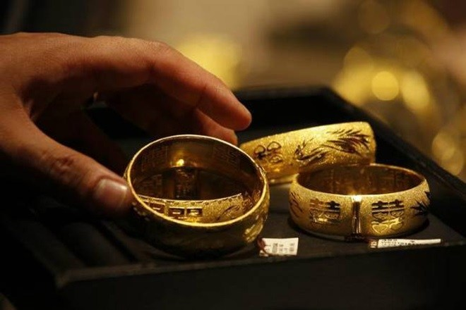 TT vàng 19/10: Tăng khá tốt sau số liệu bán lẻ, công nghiệp Trung Quốc