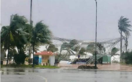 Sau bão số 9, Miền Trung lại chuẩn bị đón cơn bão mới tên Goni