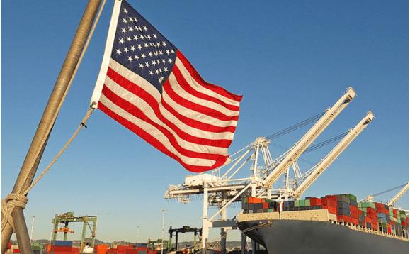 Kinh tế Mỹ tăng trưởng bùng nổ trong quý III