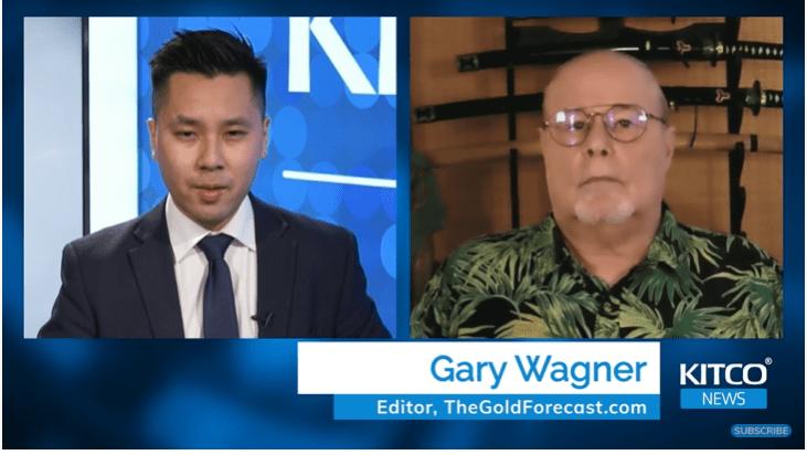 Gary Wagner: 'Chữ thập chết' cảnh báo tín hiệu giảm mạnh đối với vàng