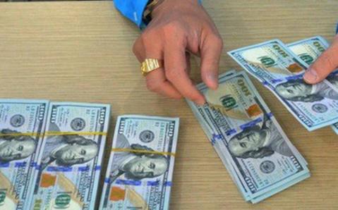 Tỷ giá VND/USD 20/11: Tỷ giá trung tâm vọt tăng 15 đồng