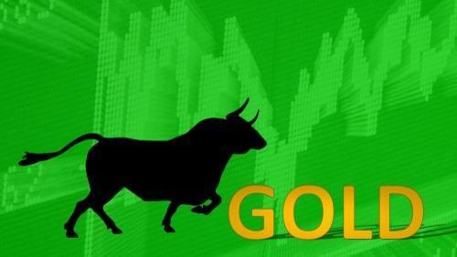 PTKT vàng chiều 3/12: (XAU/USD) nhắm mốc 1850$; đà tăng được khẳng định nhờ chữ thập 'vàng'