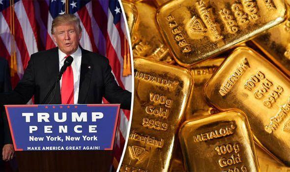 Vàng tiến sát 1900$ nhờ sự đồng thuận của chính phủ Mỹ và Fed