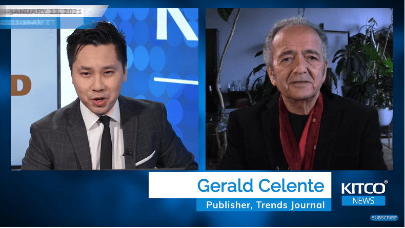 Gerald Celente: Bạn nghĩ rằng năm 2020 là tồi tệ? Năm 2021 sẽ 'khủng khiếp chưa từng có'