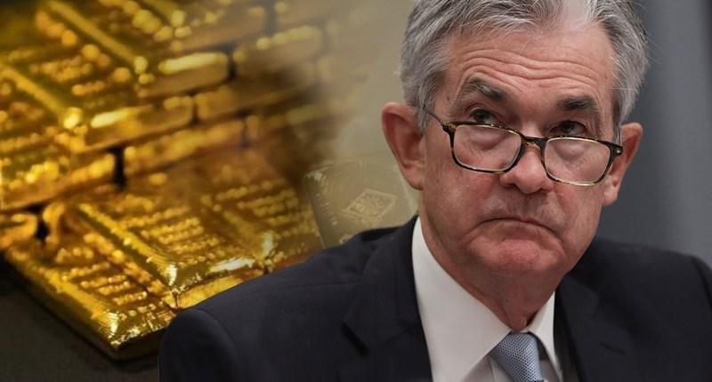 Fed chặn lại đà tăng của USD, vàng hưởng lợi