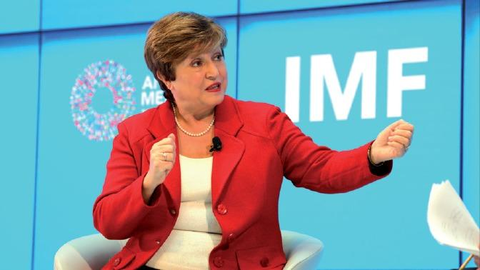 Giám đốc IMF khẳng định 'mức độ không chắc chắn cao' trong triển vọng toàn cầu