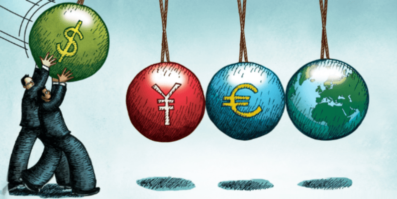 TT ngoại hối 26/2: Yên về đáy 6 tháng; GBP, EUR, AUD đều rời đỉnh khi USD mạnh lên