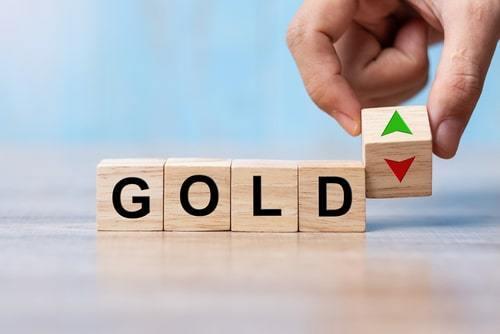 Bán đổ bán tháo vàng vì lợi suất Trái phiếu tăng
