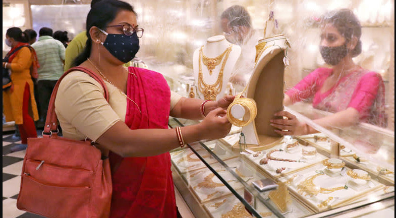 Tháng 3: Nhập khẩu vàng của Ấn Độ tăng vọt 471% lên mức kỷ lục 160 tấn