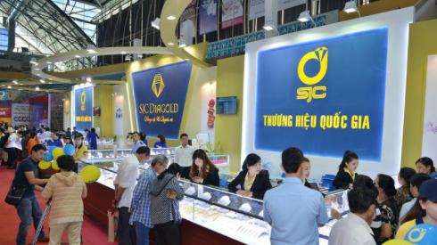 Công ty vàng SJC thu hơn 1 tỷ USD