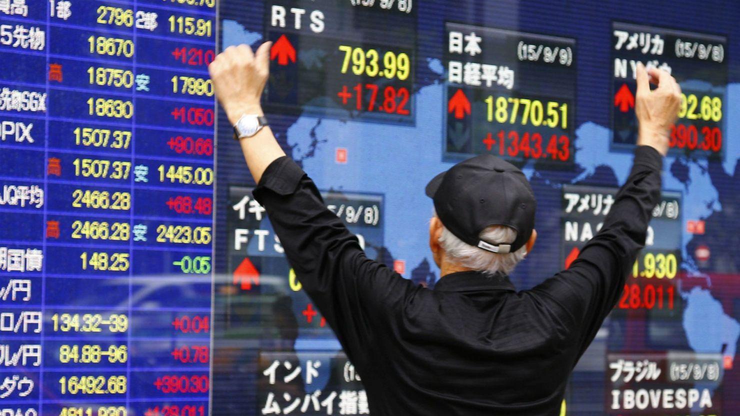 CK châu Á rực sắc xanh ngày đầu tuần, cổ phiếu Alibaba giảm tại Hồng Kông