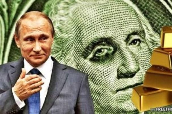 Nga tăng tốc quá trình phi đô la hóa, chọn xuất khẩu thu về đồng EUR chứ không phải USD