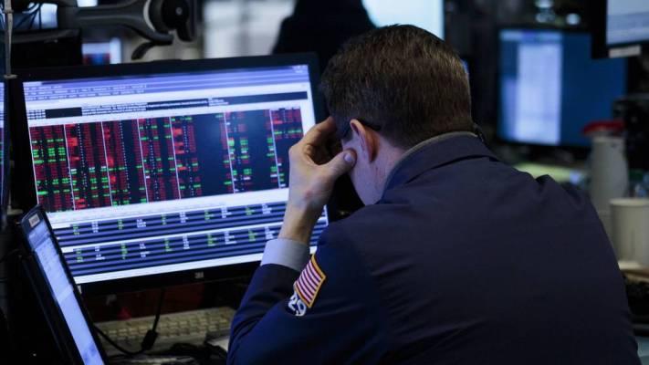 Phiên 11/5: Phố Wall rớt sâu nhất từ tháng 2, cổ phiếu năng lượng bất ngờ giảm mạnh dù giá dầu tăng