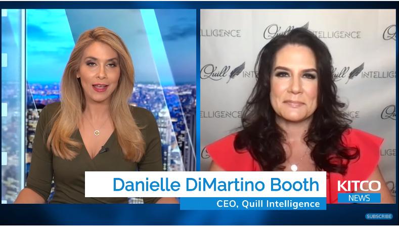 Danielle DiMartino Booth: Vị thế đồng tiền dự trữ của USD đang lâm vào tình trạng nguy cấp