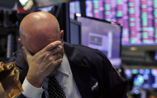 Phiên 12/5: Số liệu CPI khiến Phố Wall sụt mạnh, duy nhất cổ phiếu năng lượng tăng nhờ hỗ trợ từ giá dầu