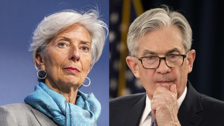 Fed 'diều hâu'; ECB thì 'bồ câu' – Vàng sẽ điều hướng theo phe nào?