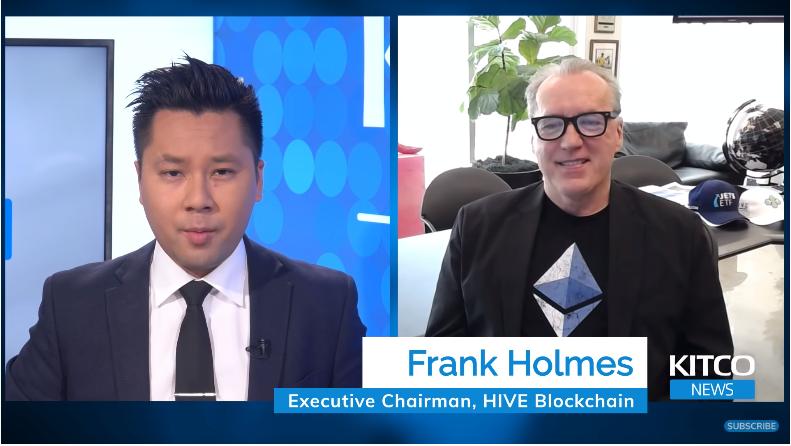 Frank Holmes hé lộ: Sau Bitcoin, đồng tiền kĩ thuật số sắp bùng nổ là Ethereum